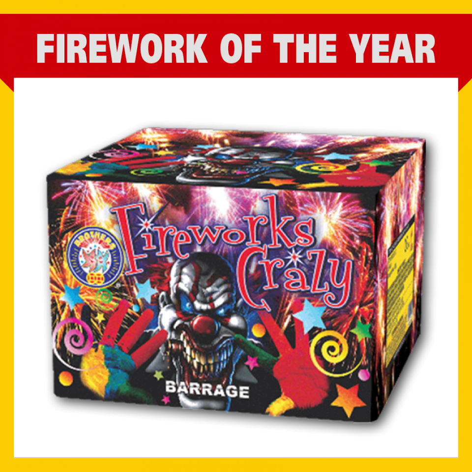 Firework of the Year