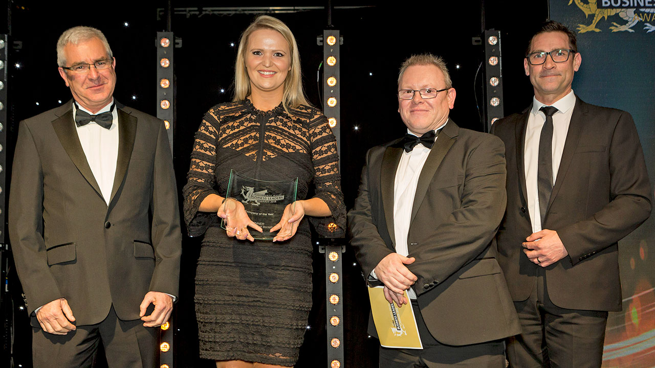 Lock Stock Self-Storage – North Wales Company Of The Year