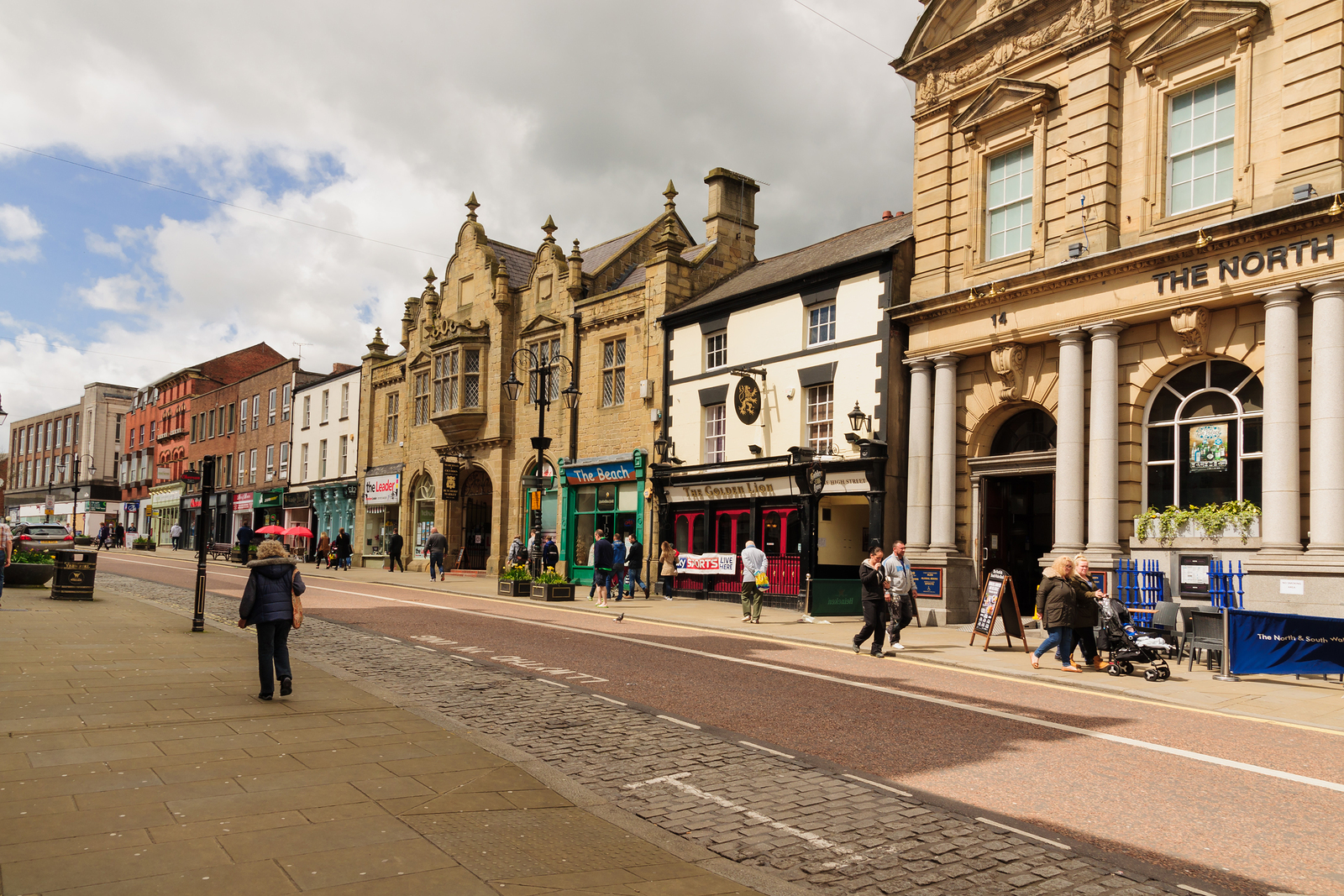 How Can Wrexham Revamp Its Town Centre?