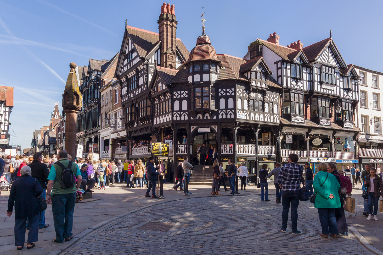 Chester's Buildings Brought To Life With New Project