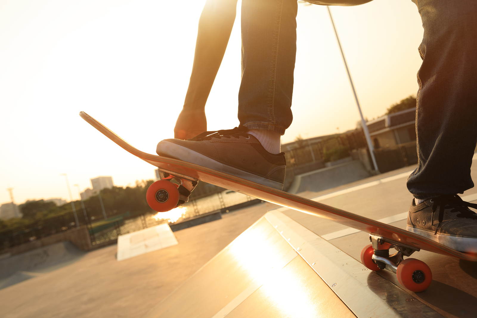 Rhyl Set For New Skate Park