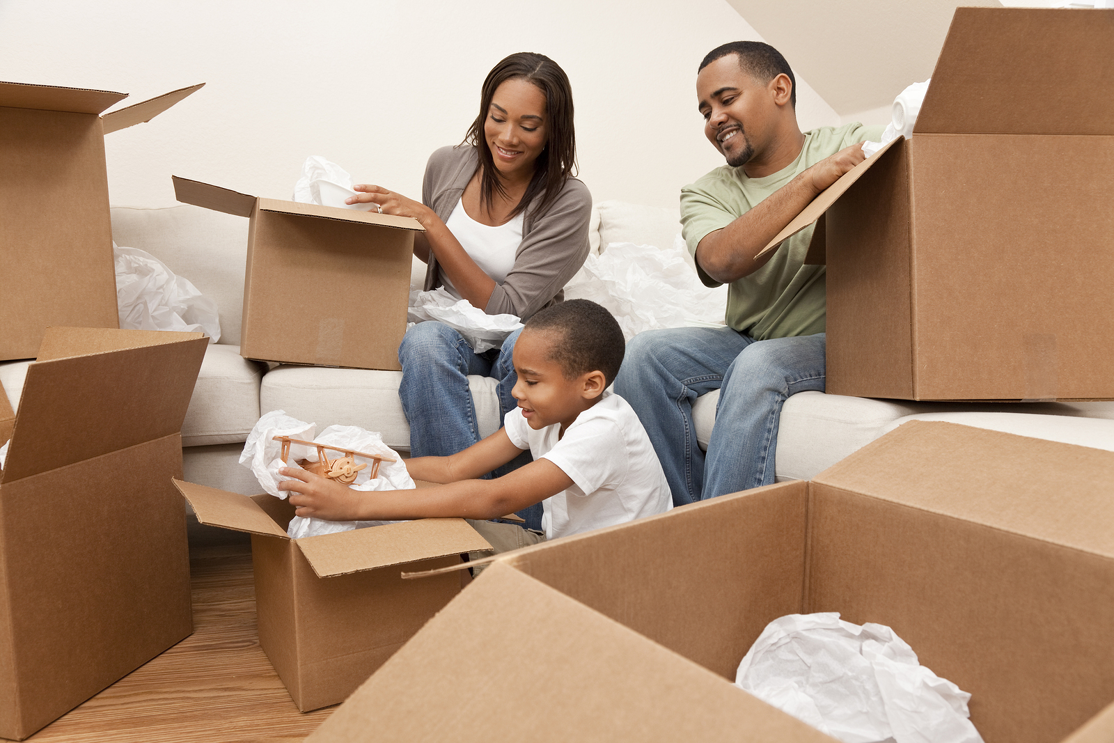 Top Tips To 'Ease The Moving Madness'