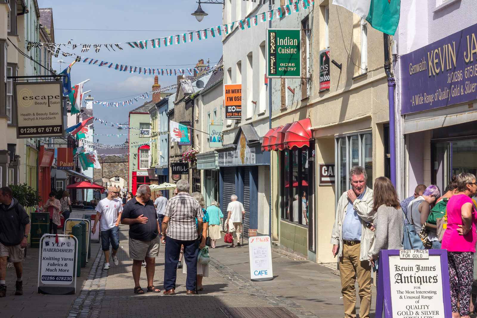 Welsh SMEs Are 'Most Community-Focused'