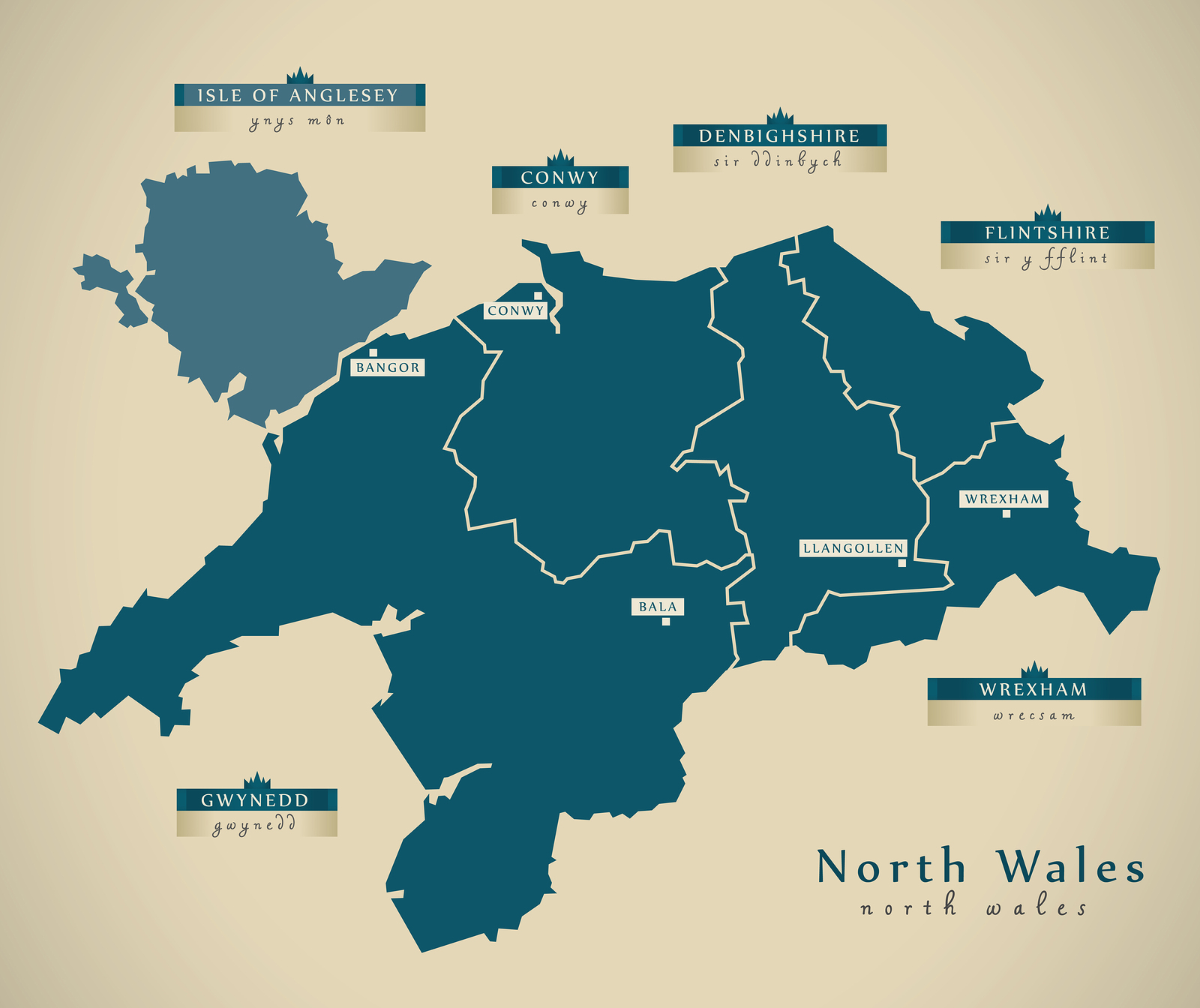 Punniest North Wales Business Names Revealed