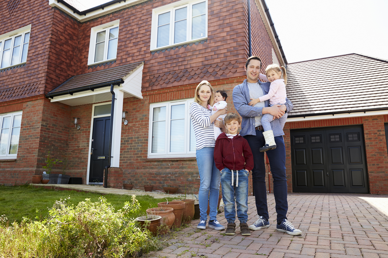 Homeowners 'Staying Put For Longer'