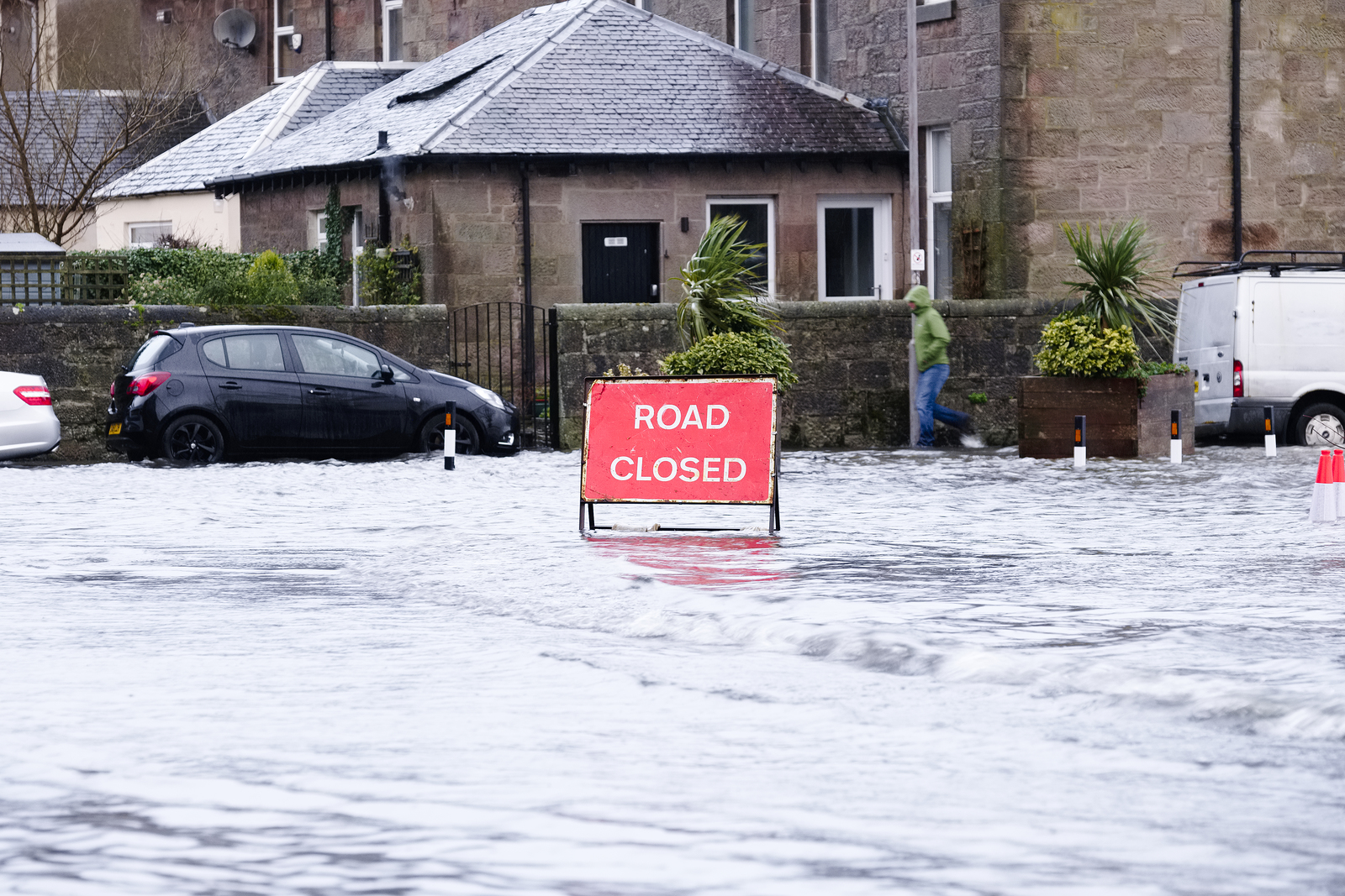 Have You Been Affected By The Shrewsbury Floods?