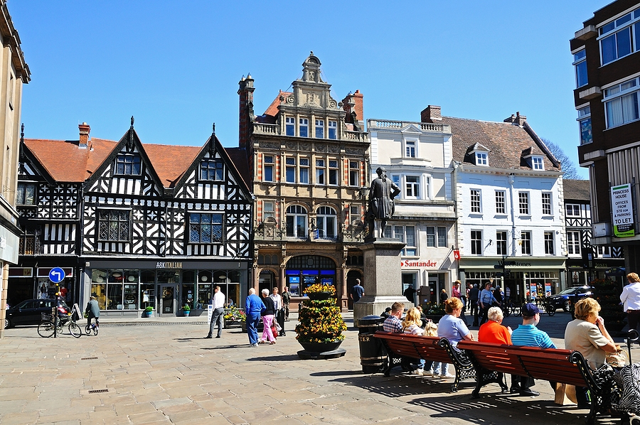 Shrewsbury's Music In The Square Continues Throughout September