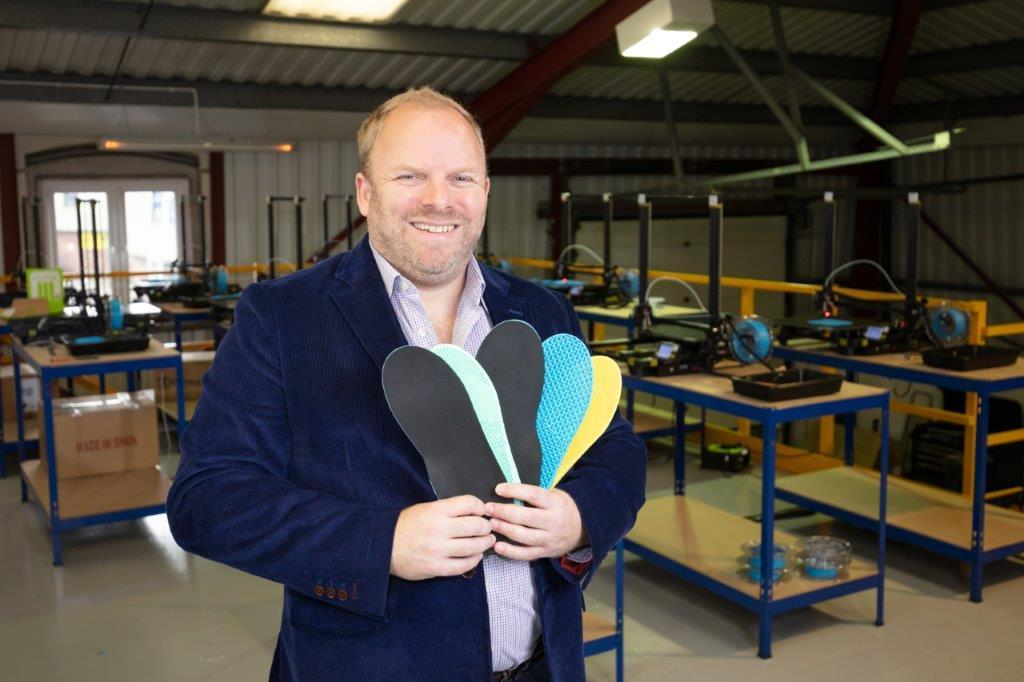 Chester Insole Maker Looking For Support