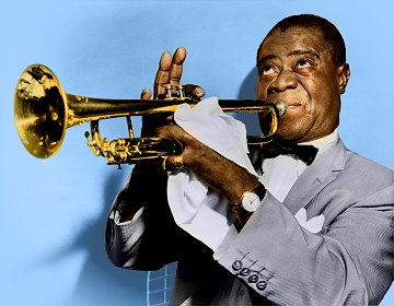 Only Known Film Of Louis Armstrong Discovered In Storage Facility
